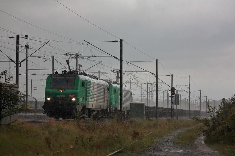 BB 27099 + BB 27062 / Dunkerque