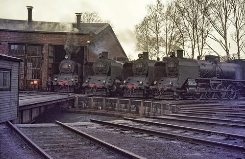 tr1 finnishrailways vr steam locomotives höyryveturi trains rautatie risto 282 mikado kouvola