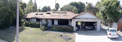 Pets Die, Couple Gravely Injured in West Hills Blaze