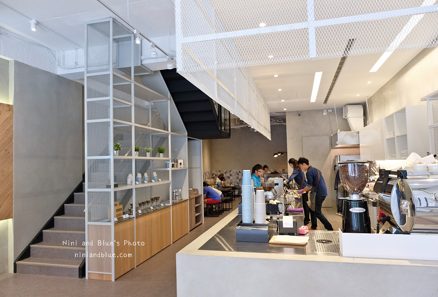 台中公益路奎克黑浮咖啡09