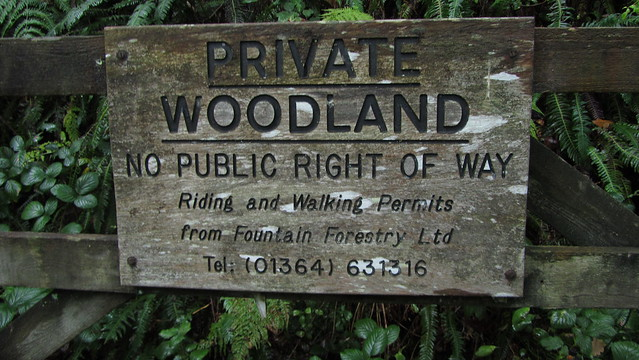 Private Woodland