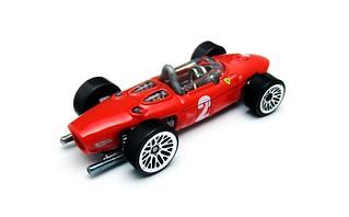 HotWheels - Ferrari 156