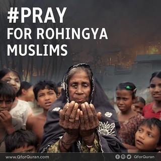 Stop Rohingya Genocide