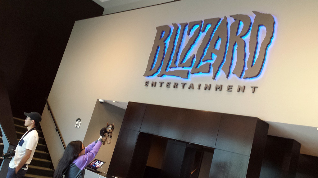 Blizzard Entertainment - Irvine, CA Campus Tour