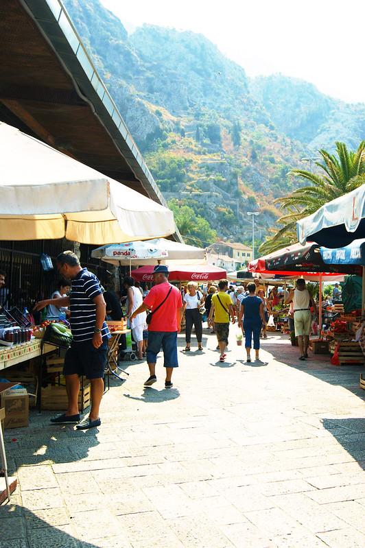 На которском рынке