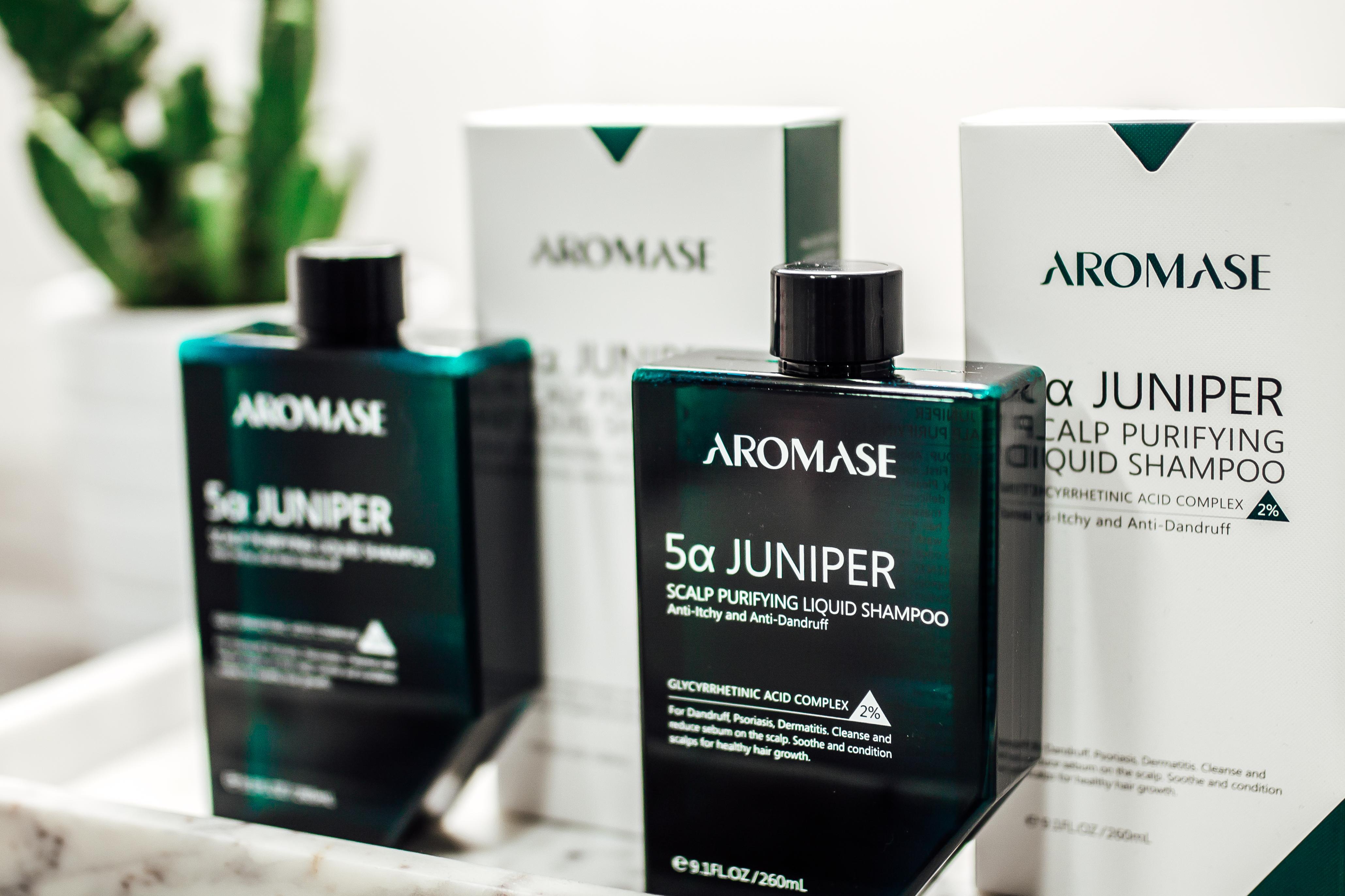 aromase shampoo