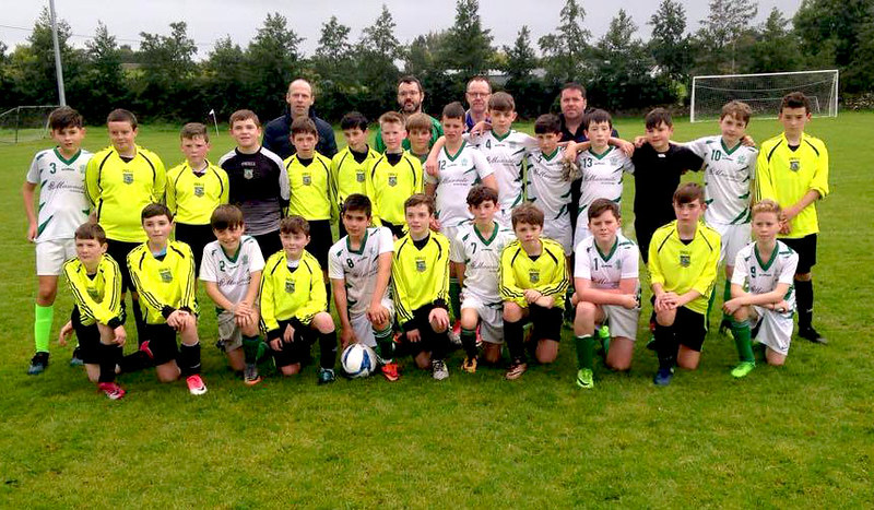 Boyle Celtic under 13