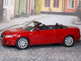 Audi A4 Cabriolet - 2004 - Norev