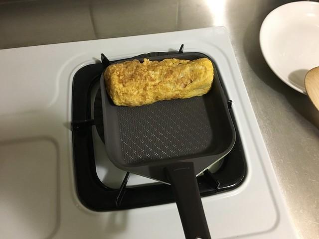 感覺滿有模有樣的啊XD@韓國NEOFLAM Egg Pan系列陶瓷不沾蛋捲鍋