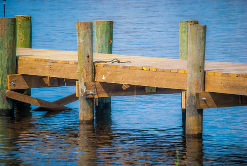 Tied to the Pier