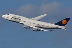 D-ABTL - Boeing 747-430 - Lufthansa - KJFK - Sept 2017