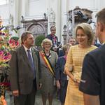 Eurofleurs Ontvangst Koningin-05161