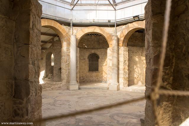 Frigidarium della Villa Romana del Casale