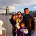 Ping, Wenji, Audrey, Grace and London Tower Bridge