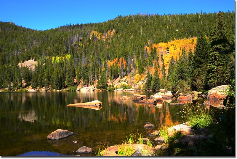 Bear Lake in Fall (4)