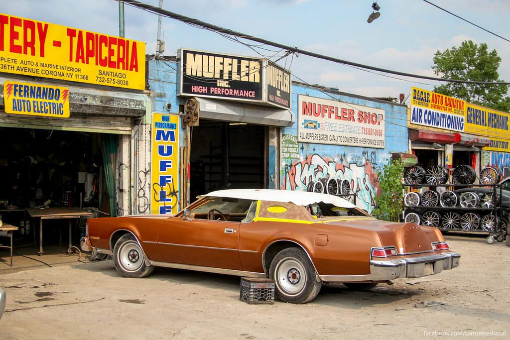 Старые автомобили на улицах Нью-Йорка - 29 samsebeskazal-8140.jpg