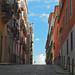 Lisboa, empty street