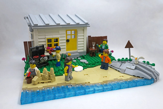 A Day at the Shore