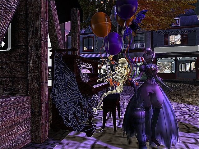 Kikai Halloween Market - Wake The Dead