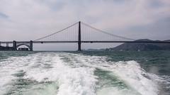 Golden Gate Bridge, San Francisco Bay, Whale Watching Tour 9/16/17