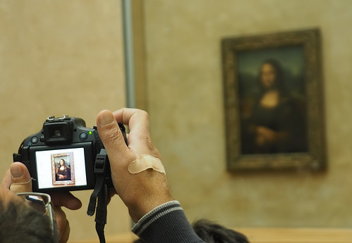 Blurry Mona Lisa | by joiseyshowaa
