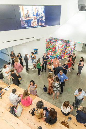 A Summer Night at the Space Gallery 7-27-2017