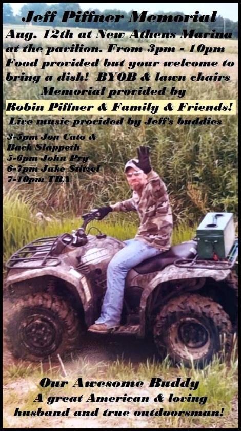 Jeff Piffner Memorial 8-12-17
