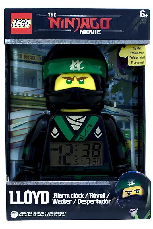 Zegarki The LEGO Ninjago Movie 2