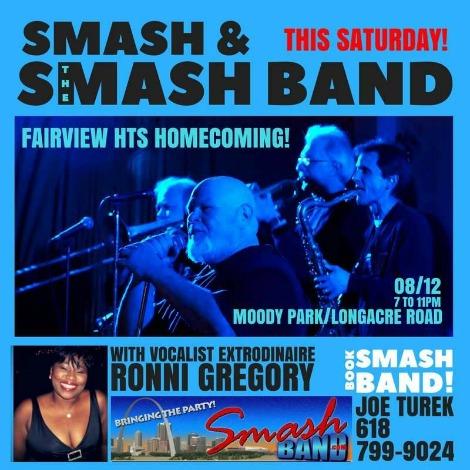 Smash Band 8-12-17