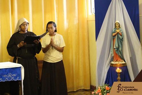 Festa de Nsa. Rainha dos Anjos em Maceió/AL