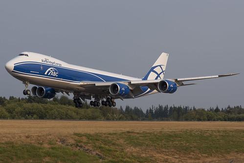 Air Bridge Cargo Boeing 747-8F VP-BBY