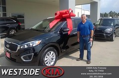 #HappyBirthday to Jason from Jason Taylor at Westside Kia!