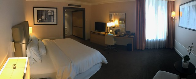 Superior room : Westin Grand Berlin