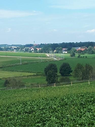 Bahnstrecke nach Altomünster
