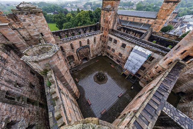 Linlithgow Palace - Scotland