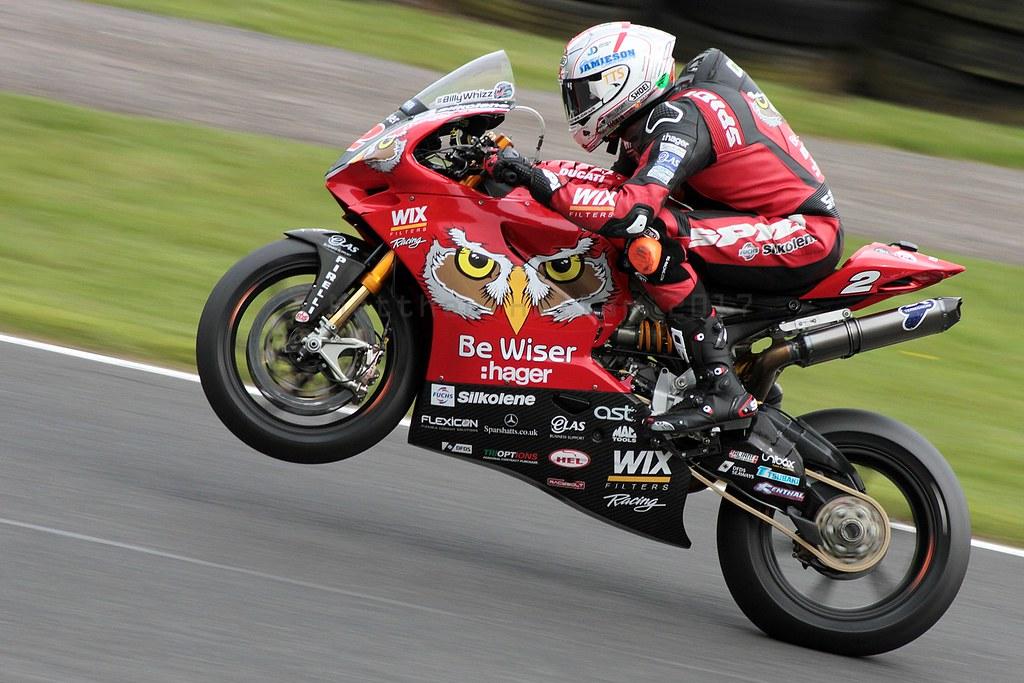 Glenn Irwin Ducati