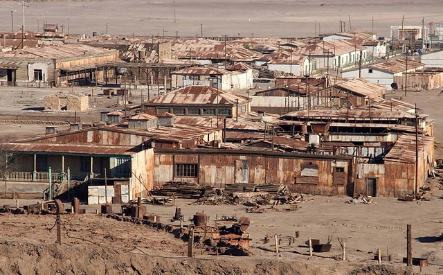 Humberstone Chile - A Must-Try Abandoned Hike For Adventure Travelers
