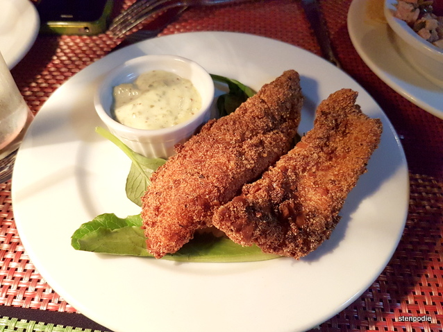 Dauphine Street Cracker Catfish Fingers