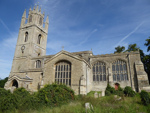 Lowick, St Peter's
