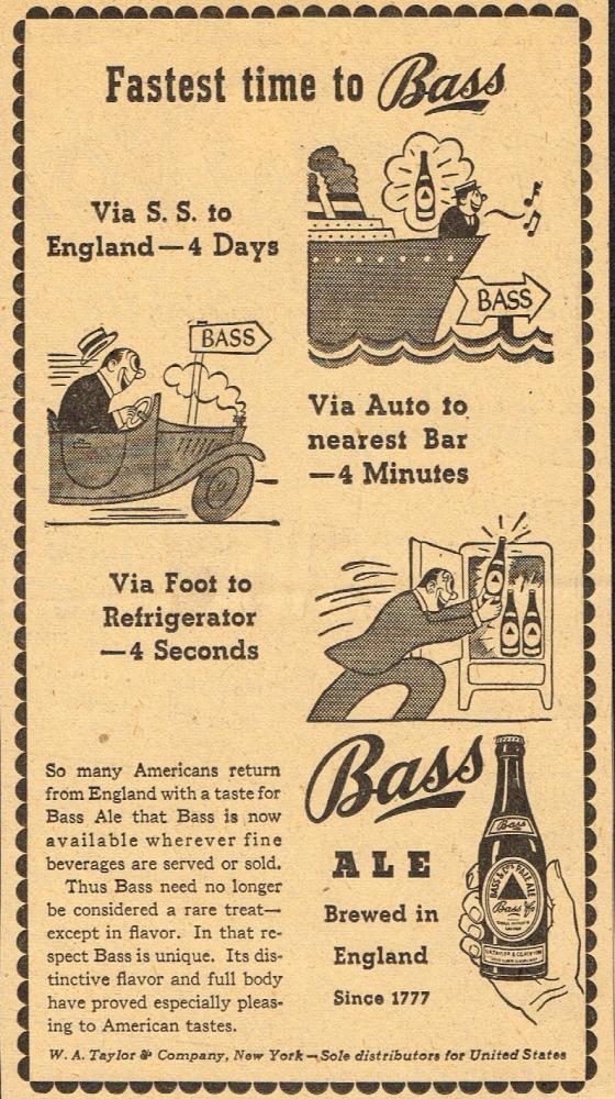 Bass-1938-fastest