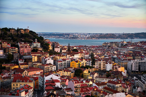 Lisbon | by deensel