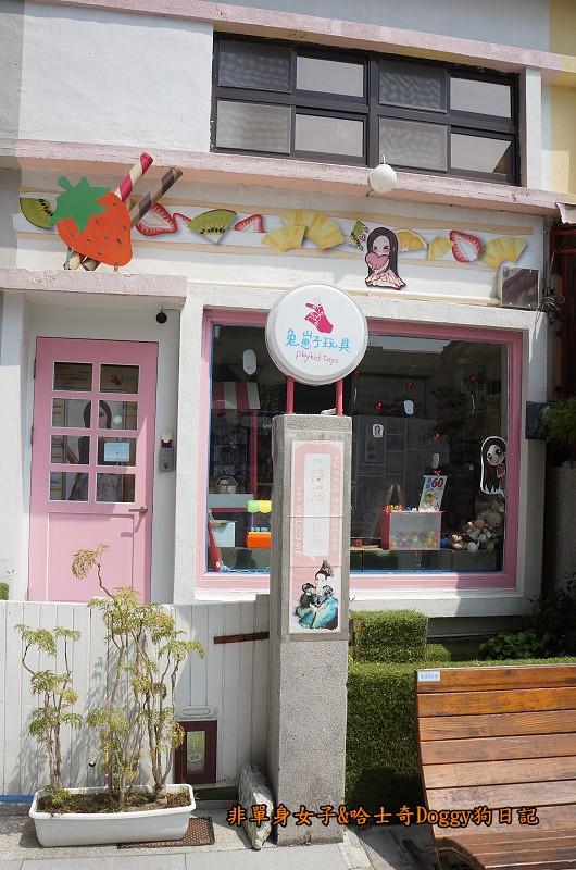 台南藍晒文創園區與美食10