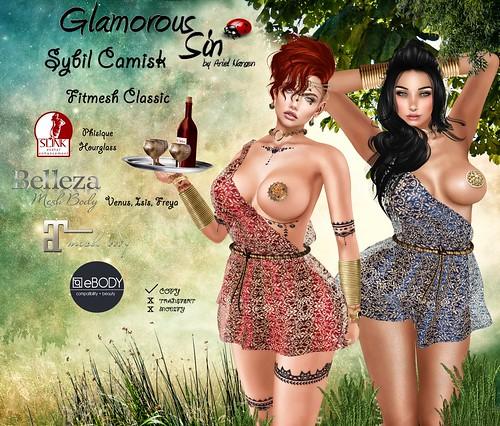 Glamorous Sin at Redeux!!!