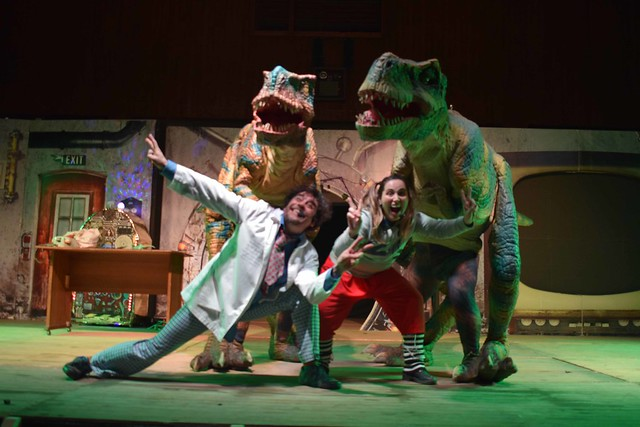 Dinosaurios Nacimiento
