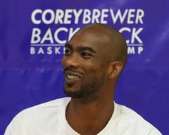 2017 Corey Brewer's Back2Back Basketball Camp