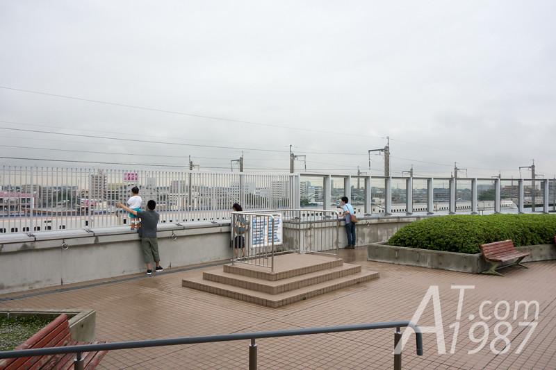 THE RAILWAY MUSEUM - Panorama Deck