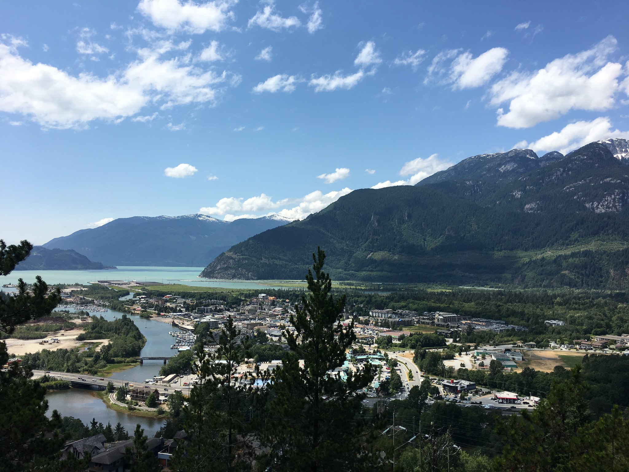 Squamish view