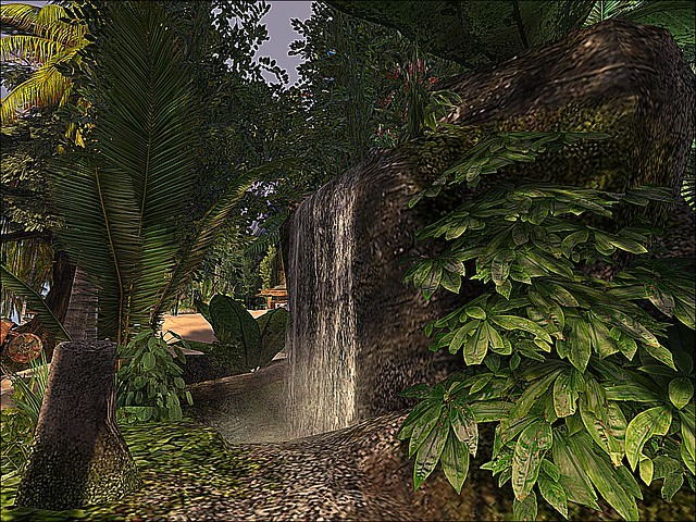Oyster Bay II - Jungle Falls