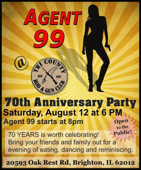 Agent 99 8-12-17