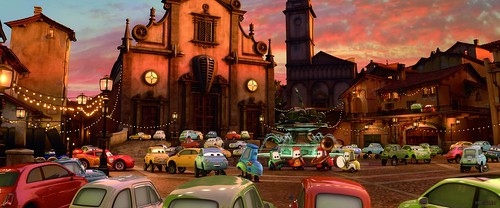 Cars 2 - screenshot 7